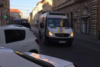 Szegeden történt a hónap legdurvább parkolása