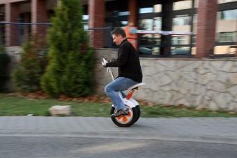 Kipróbáltuk: Airwheel A3
