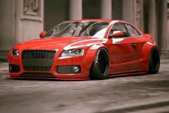 Ettől az Auditól feláll a szőr a hátadon