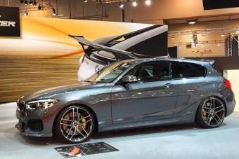 Triplaturbó a BMW 1-esbe