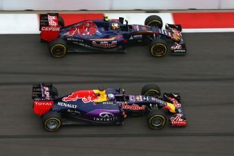 F1: A Toro Rosso tényleg verheti a Red Bullt