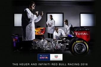 F1: Végre megvan a Red Bull motorja