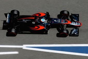 F1: Az új McLaren már most jobb, mint az idei