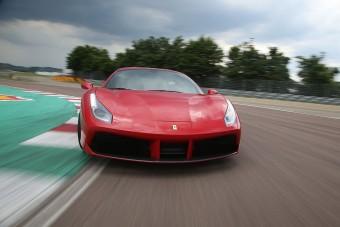 Vezettük: Ferrari 488 GTB