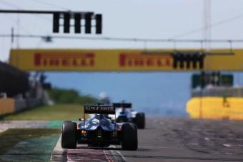 F1: Félig már megújult a Hungaroring