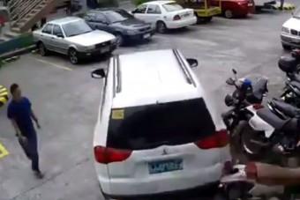 Megvan az év béna parkolása? Nagyon úgy tűnik
