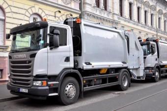 Griffes kukásautókat kapott Miskolc