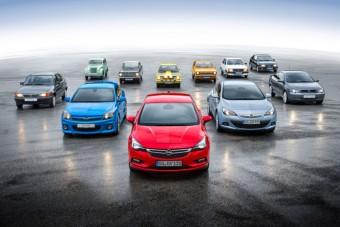Ismerd meg az új Opel Astrát! (x)