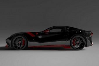 Még könnyebb az ultrakönnyű Ferrari