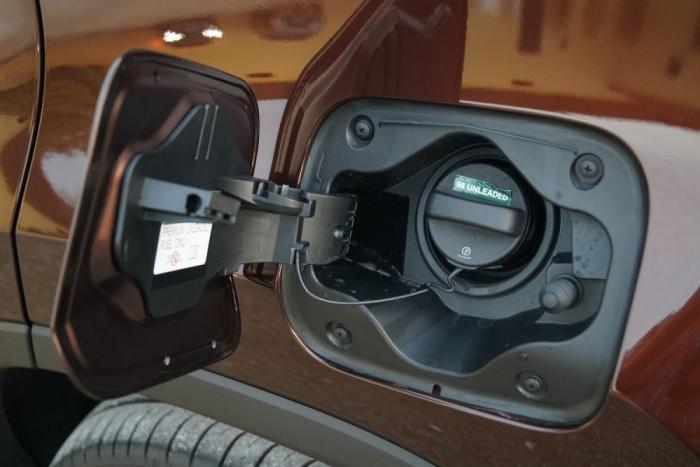 98-as benzint kér a turbómotor