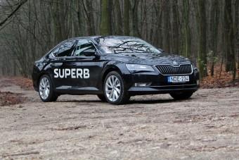 Teszt: Škoda Superb 2.0 TDI 4x4 DSG