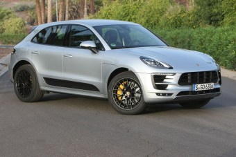 Vezettük: Porsche Macan GTS