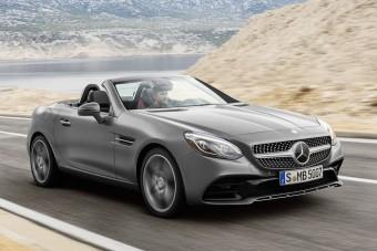 Nem csak nevében újult a Mercedes kis roadstere