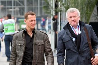 F1: Eltiltották Schumitól az exmenedzsert?