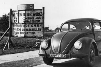 70 éves a Typ1. Na, jó, a széria VW Bogár