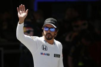 F1: Máris benyalt Alonsónak az új McLaren-főnök