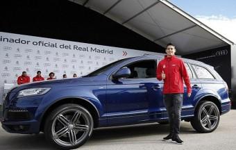 Ugrott a Real Madrid sztárjának jogsija