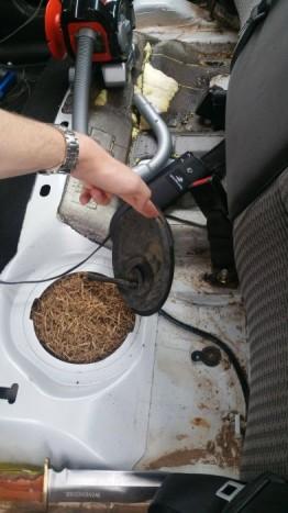 Valamiért nem kap üzemanyagot a motor