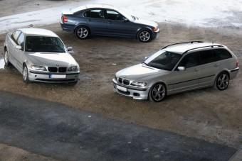 Használt 3-as BMW E46 - Milyenek a sorhatok?