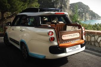 Frankenstein-autó Fiatból