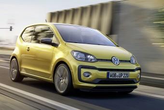 Turbómotor a legkisebb a Volkswagenbe