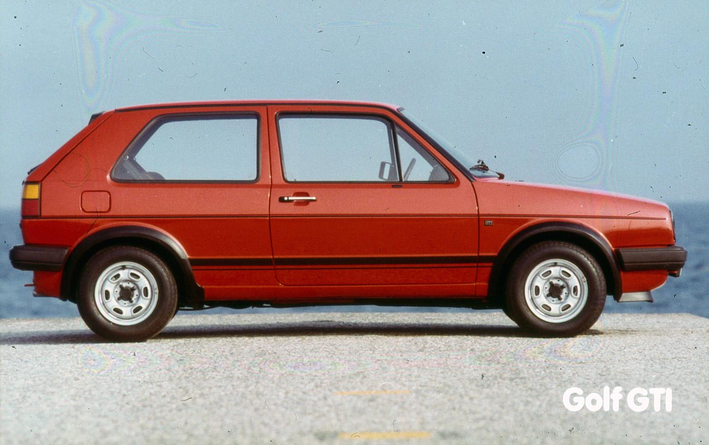 Volkswagen Golf GTI, 1981-ből