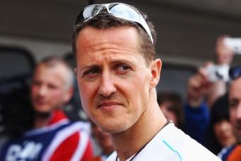 F1: Évi 3 milliárd Schumacher kezelése?