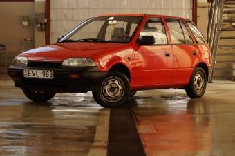 400 ezerért takarékos autót, csak Suzuki ne legyen
