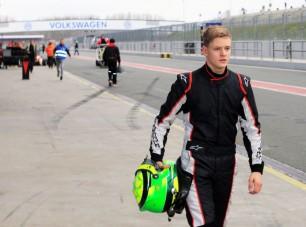 A kis Schumacher idén nem lép előre