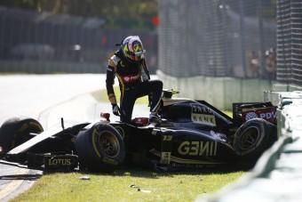 F1: Baráti volt Maldonado és a Renault válása