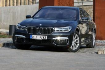 Teszt: BMW 730 xd 2016