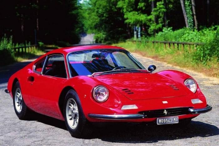 Ferrari 246 Dino: 300-600 ezer euróért adják-veszik őket