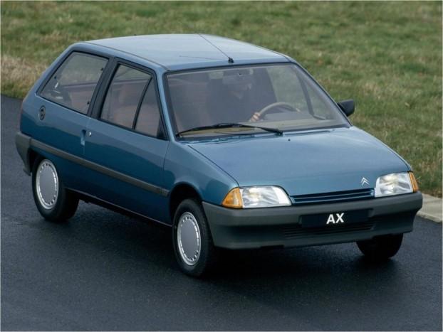 4. – Citroën AX trónol a sor negyedik helyén, teljesen egyedül a maga 4,4 literes fogyasztásával. Bár nem mai darab, mégis szenzációs fogyasztást lehet vele elérni. Az alig ötven-es AX-es brigád ötöde simán eljár vele 4 litere alatt is.