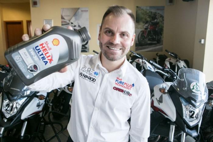 A kampány arcának választott Talmácsi Gábor 2007-ben nyert világbajnoki címet a Moto GP 125-ös mezőnyében
