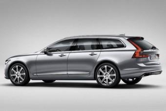 Kiszivárgott fotókon a Volvo új szuperkombija