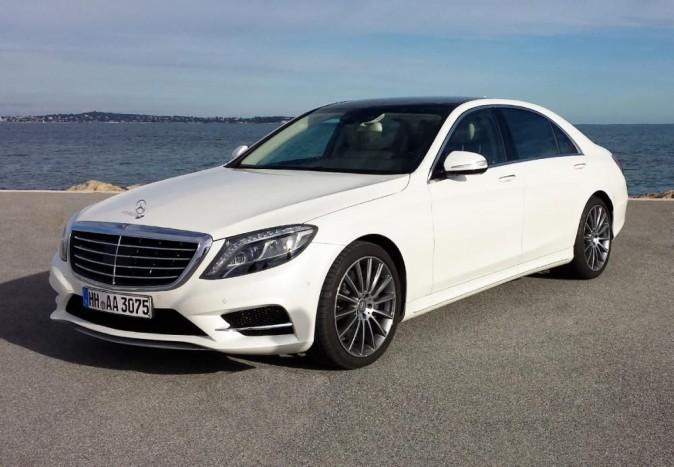 Mercedes S-osztály