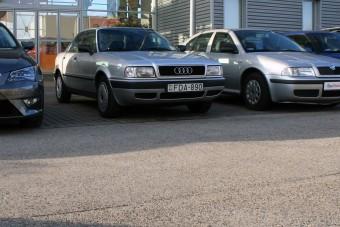 Használt autó: ilyen dízel Németországban sincs