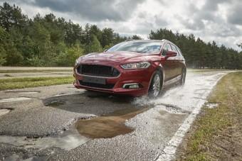 A Ford megépítette a világ legszörnyűbb országútját