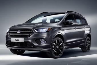 Többet kínál a Ford Kuga