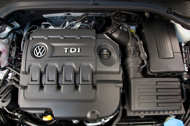 golf-tdi-engine