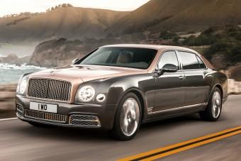 Új csúcslimuzin a Bentley-től