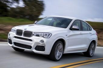 Komoly izmokat növesztett a BMW kis terepkupéja