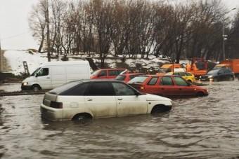 Hihetetlen időjárás Oroszországban, az emberek pánikba estek