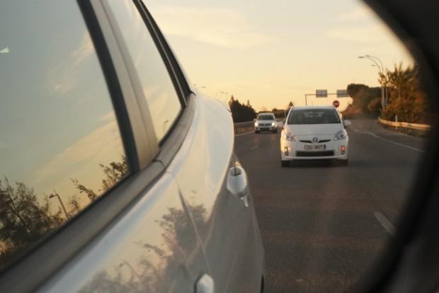 A régi Prius Road Presence-e elhanyagolható
