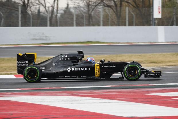 Renault RS16, Jolyon Palmer