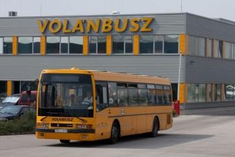 A Volánbusz is ózonnal is fertőtleníti a járműveit