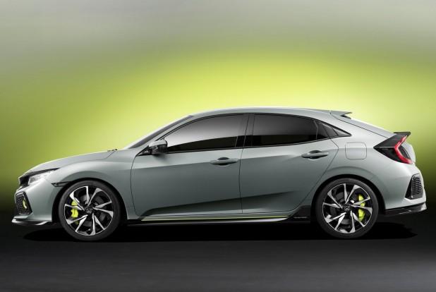 Civic Hatchback Prototype