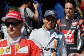 Kínos titkot rejtegettek az F1 fejesei