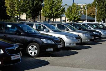 Itt a váratlan fordulat a külföldi használt autóknál