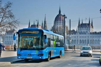 A BKV nagyon magyar buszt tesztel